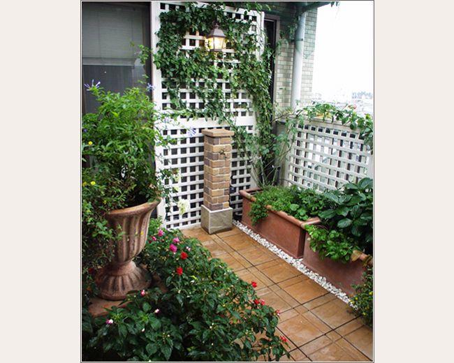屋上庭園&ベランダ、テラス