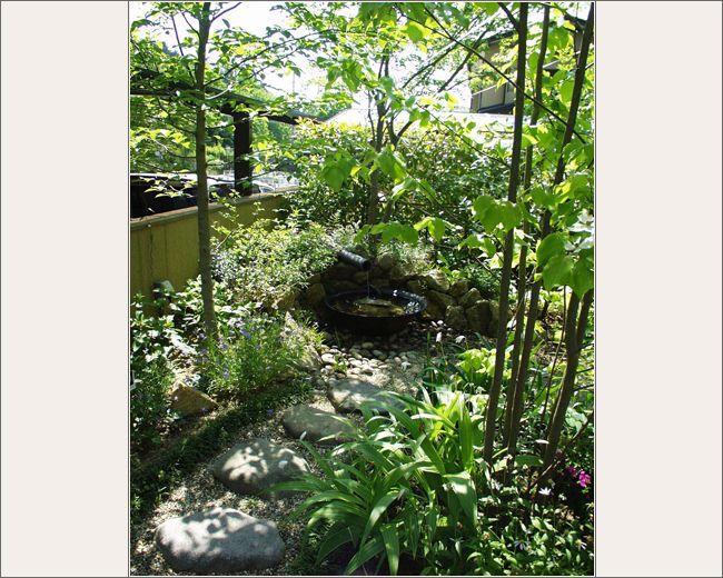 壁泉&水場